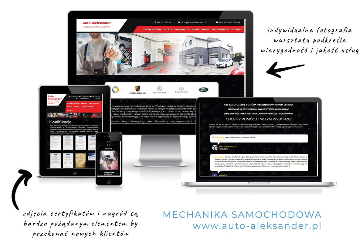 Strona Auto-Aleksander