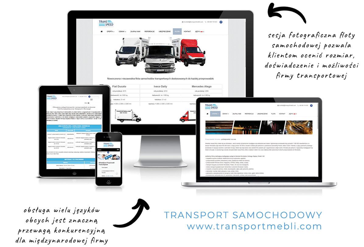 Strona Transspeed